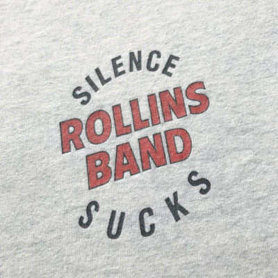 Rollins Band shirt logo