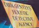 Dirk Gently's Holstitc Dectective Agency reading review by Michael Channing