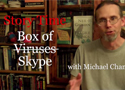 Box of Skype by Michael Channing